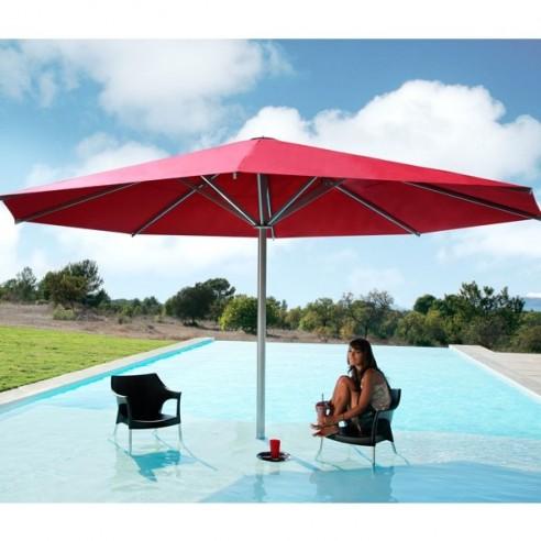 Parasol avec manivelle - Big Ben  - CARAVITA