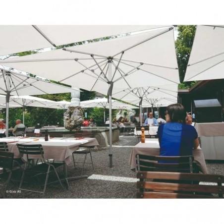 Parasol rectangulaire 2 x 3 m - FORTERO - GLATZ - Confort Jardin - Les Issambres
