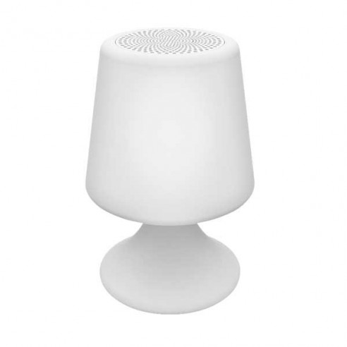 Lampe-enceinte Bluetooth® sans fil  HANDY - LIGHT & SOUNDS