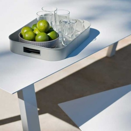 Table repas rectangulaire - VANITY - VLAEMYNCK - Confort Jardin - Les Issambres