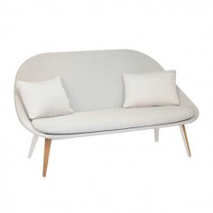 Sofa 2 places  - VANITY - VLAEMYNCK - Confort Jardin - Les Issambres
