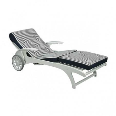 Coussins compatibles bain de soleil Riviera MT200 - TRICONFORT - Confort Jardin - Les Issambres