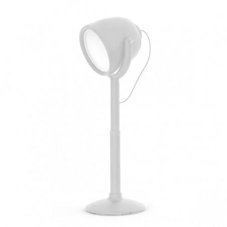 Lampe sur pied en Poleasy HOLLYWOOD 220 cm  - MYYOUR - Confort Jardin - Les Issambres