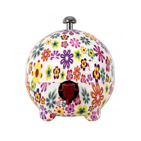 Cache cubi 3 L, coloris Hit Flowers Laboul