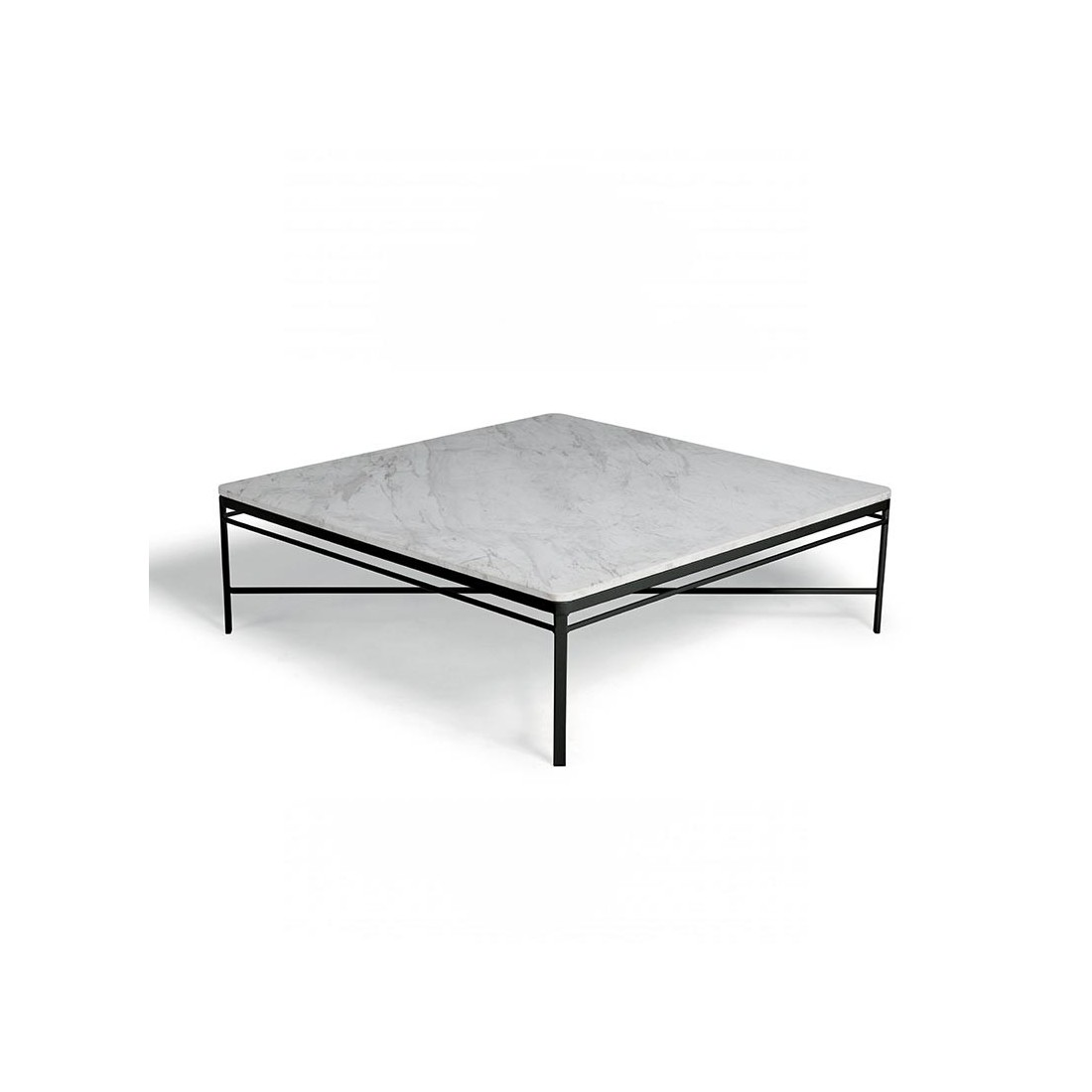 table basse carr e pour votre terrasse et jardin collection 1950 triconfort. Black Bedroom Furniture Sets. Home Design Ideas
