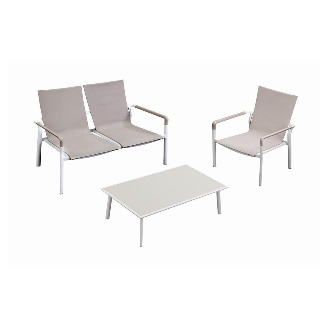 canape bas cap sud beaureal beaur al confort jardin. Black Bedroom Furniture Sets. Home Design Ideas