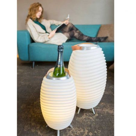 Lampe connectée multifonctions - Synergie - taille S - KOODUU