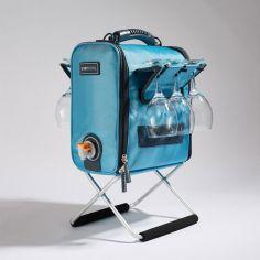 Fontaine à boisson isotherme - uni turquoise - CUBICOOL