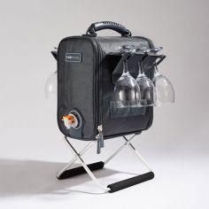 Fontaine à boisson isotherme - uni gris - CUBICOOL