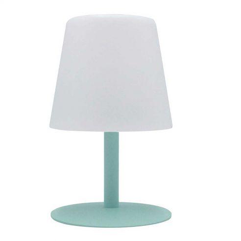 Lampe à poser rechargeable Standy Mini Mint - sans fil - LUMISKY