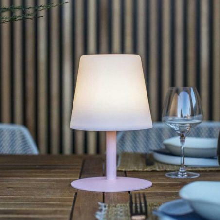 Lampe à poser rechargeable Standy Mini Candy - sans fil - LUMISKY