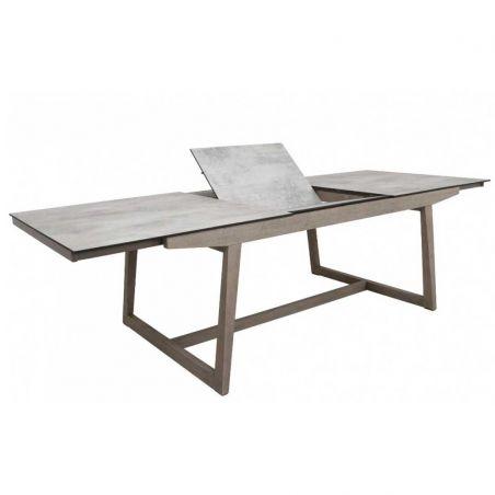 Table à rallonge SKAAL - LES JARDINS