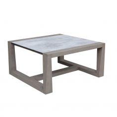 Table basse 80 x 80 cm SKAAL - LES JARDINS