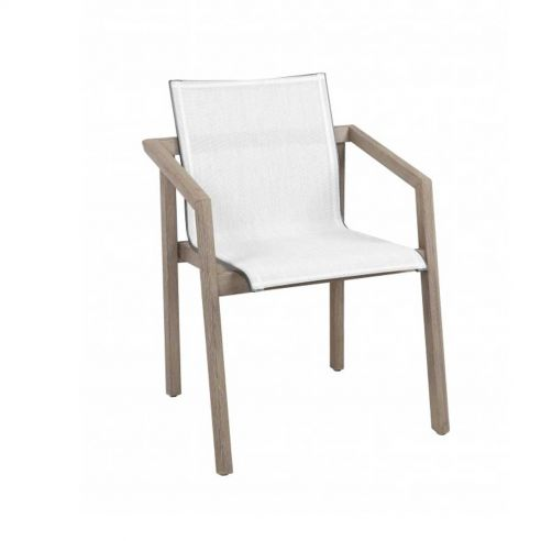 Fauteuil empilable SKAAL - LES JARDINS