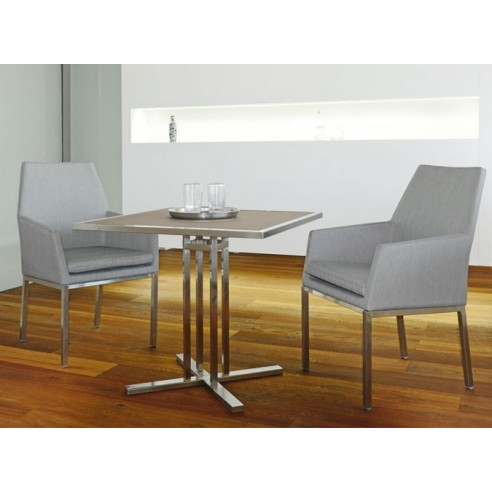 Fauteuil repas Lord, Rausch