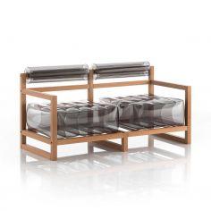 Canapé YOKO Wood - MOJOW