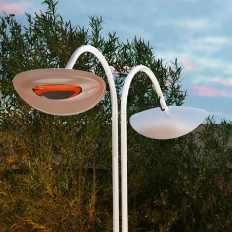 Lampe chauffante infrarouge