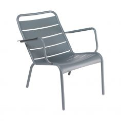 Fauteuil bas - LUXEMBOURG - FERMOB