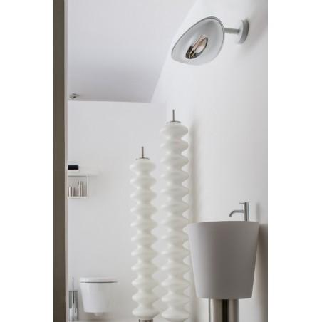 Lampe Chauffante Infrarouge Hotdoor - PHORMALAB - applique murale - blanche
