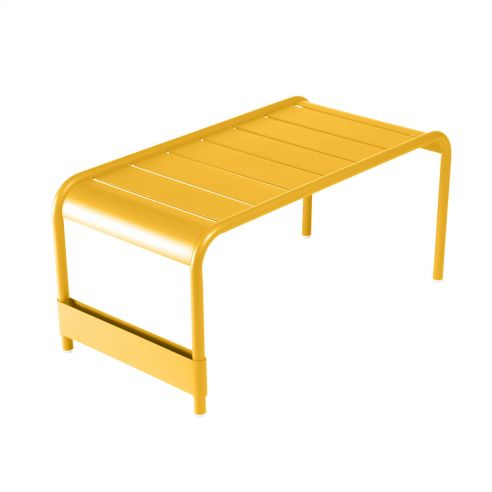 Grande table basse / banc - LUXEMBOURG - FERMOB