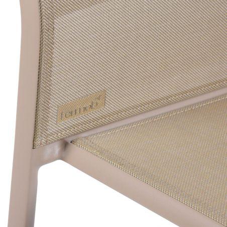 Chaise de bar - CADIZ - Batyline® : ISO/DUO - FERMOB