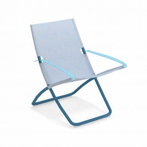 Chaise longue SNOOZE - bleu - Bleu clair - EMU