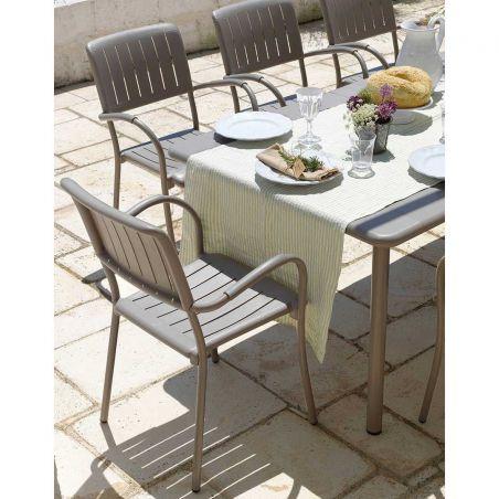 Table à rallonge MAESTRALE 220 - Tortora -  Nardi