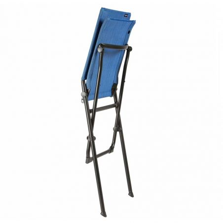 Chaise pliante ANYTIME - Batyline Duo - Outremer- LAFUMA