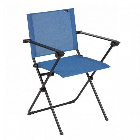 Fauteuil pliant ANYTIME - Batyline Duo - Outremer - LAFUMA